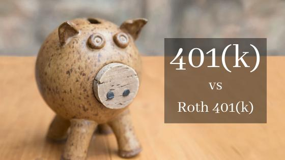 Regular 401k: Undeniable Math it's Better Than The Roth